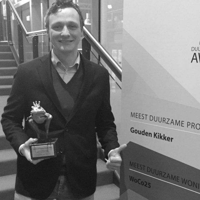 Waterschap Zuiderzeeland wint Duurzaam Bouwen Awards