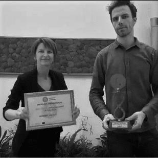 Internationale erkenning voor aanbestedingstraject 't Centrum van Kamp C